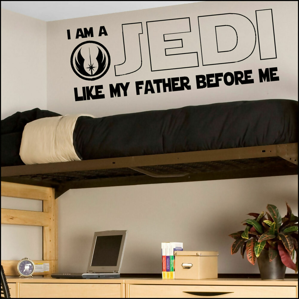 How To Decorate A Star Wars-Inspired Bedroom For A Man