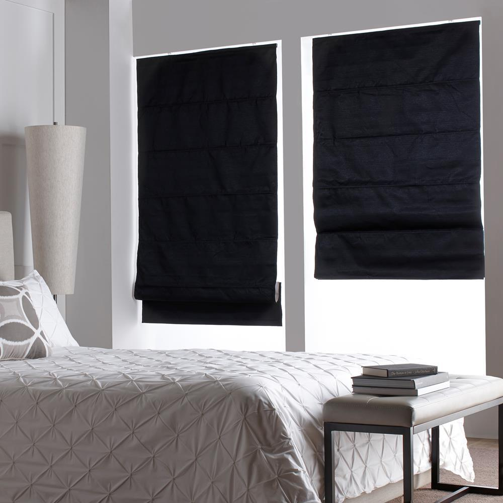 Create A Peaceful Ambient With Roman Shades Interior Design Explained