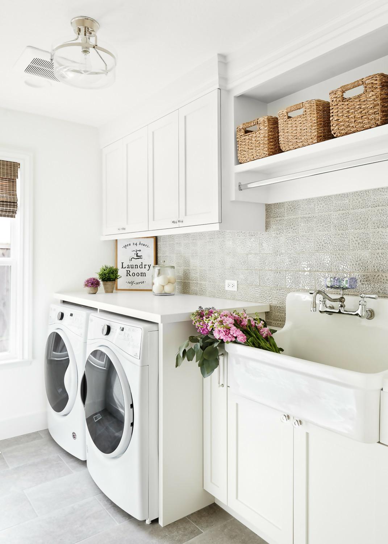Laundry Room Décor Ideas - Interior Design Explained