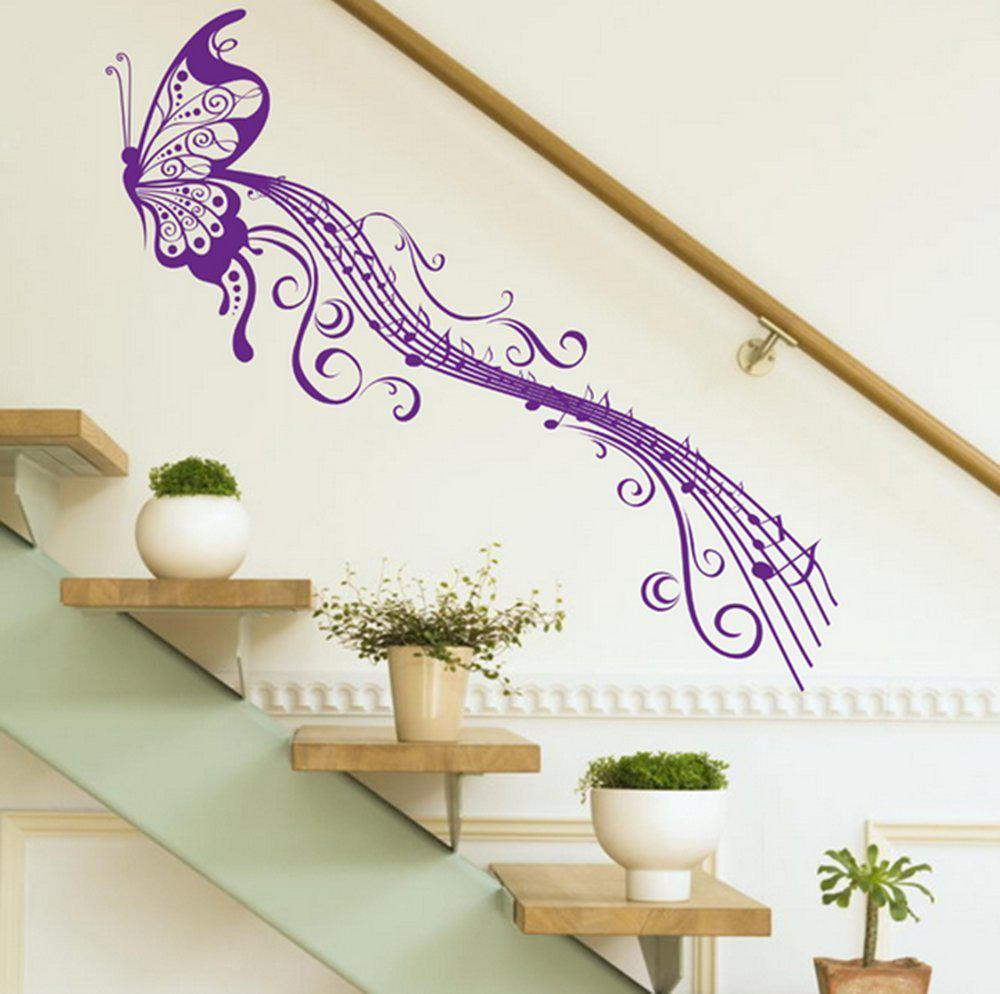 Music note décor