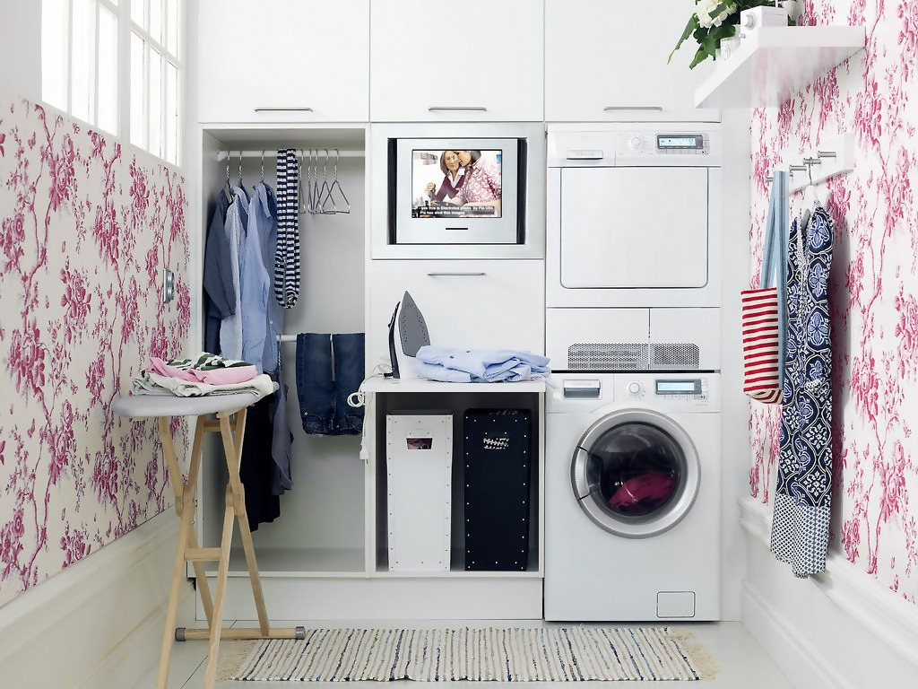 Laundry Storage Solutions