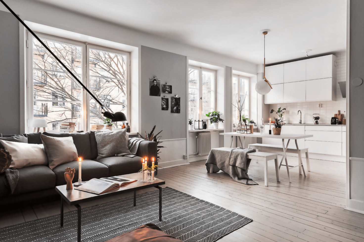 Scandinavian Home Accessories
