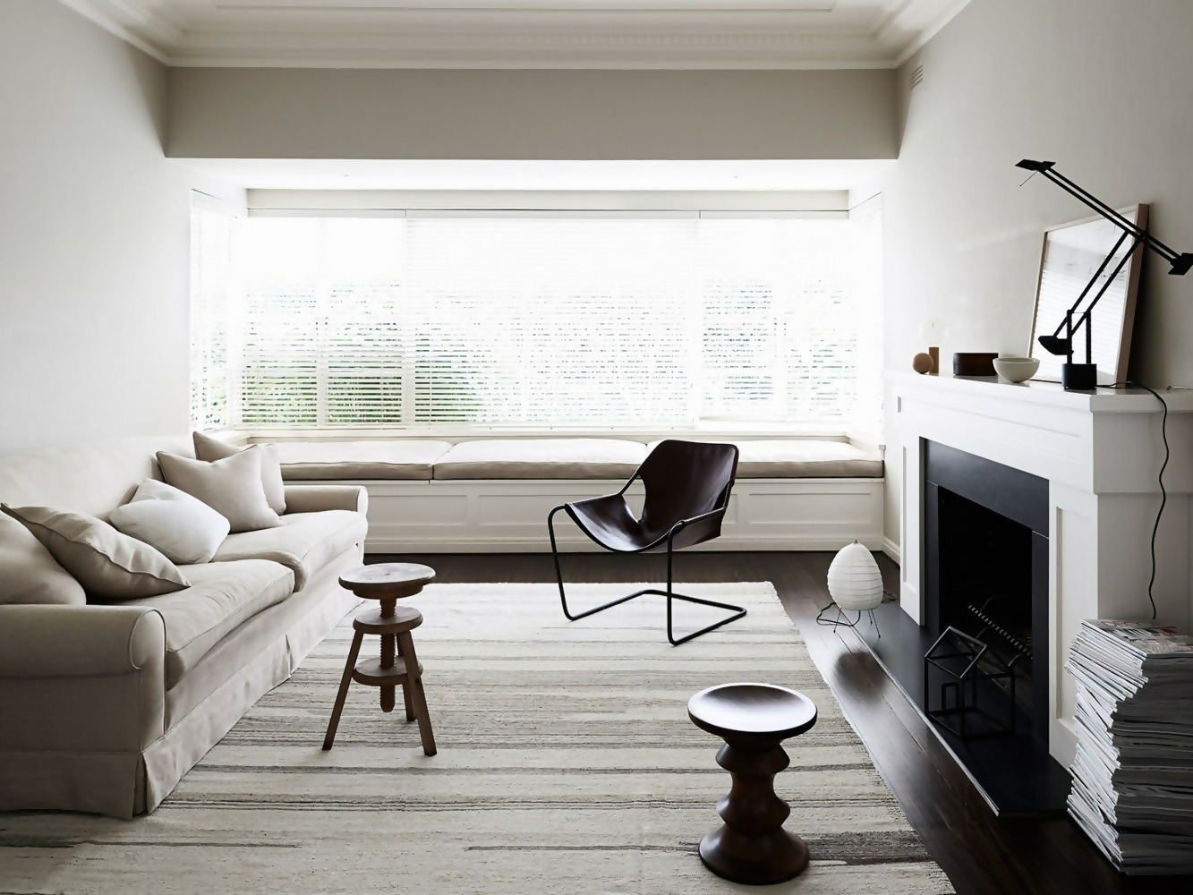 Scandinavian Window Treatments