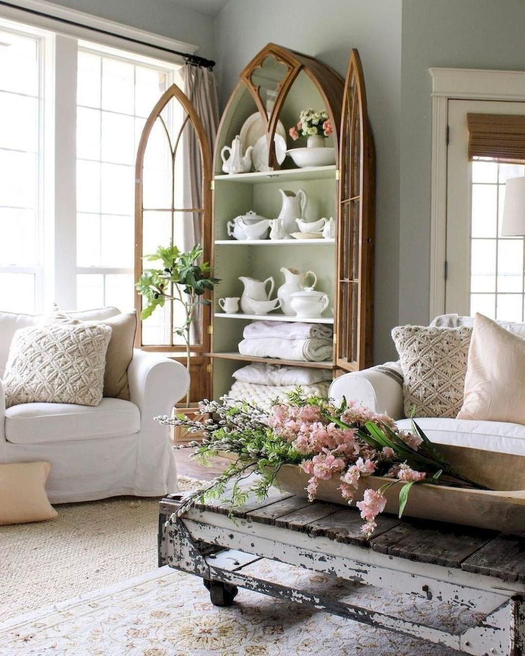 Vintage French Country Décor