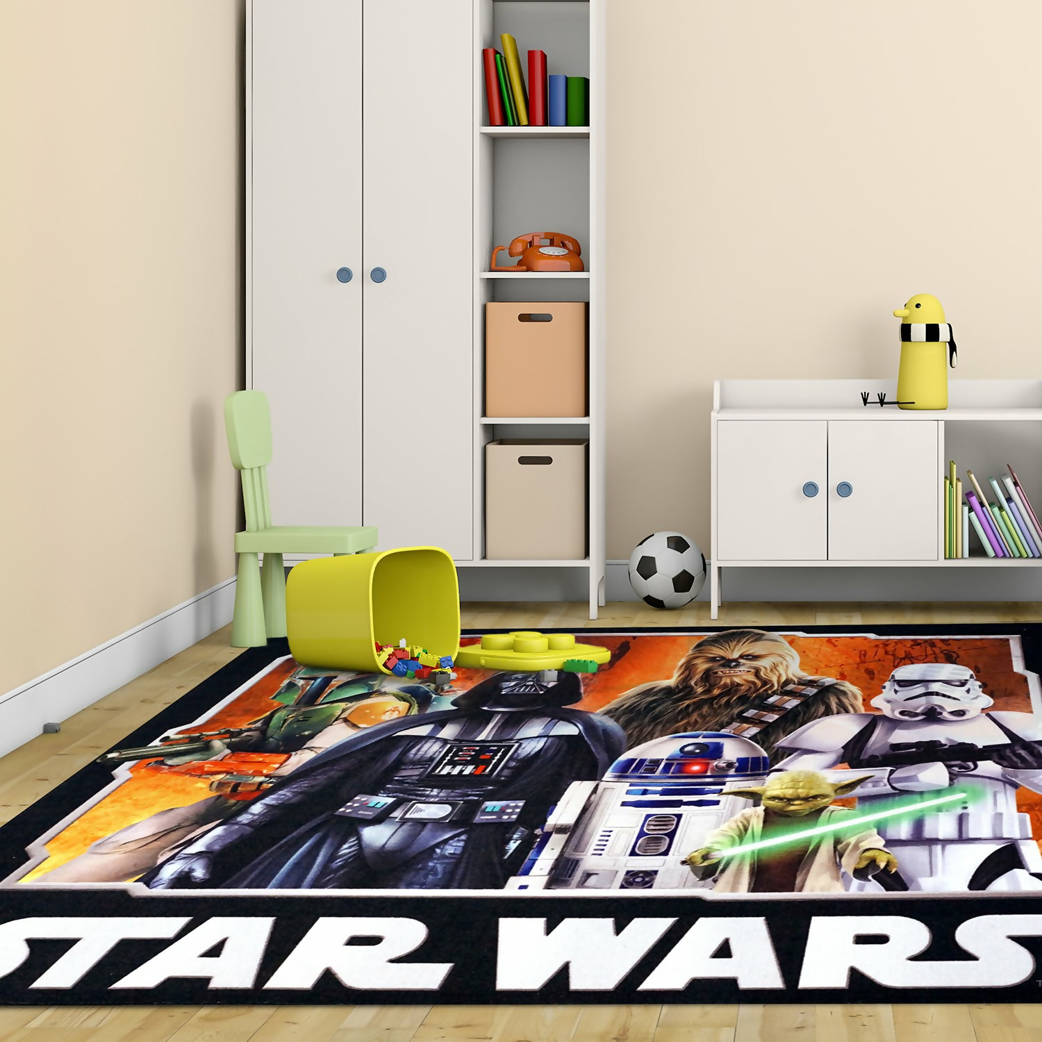 Star Wars Rugs Or Carpets For Bedrooms