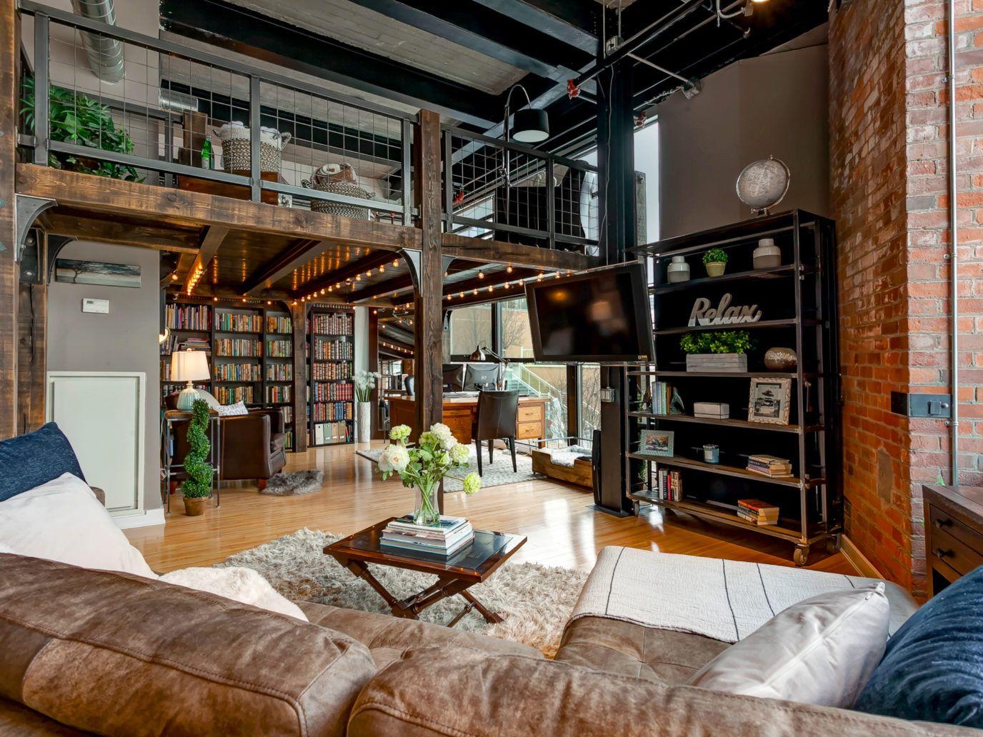 Spacious Loft Decorating Ideas Interior Design Explained