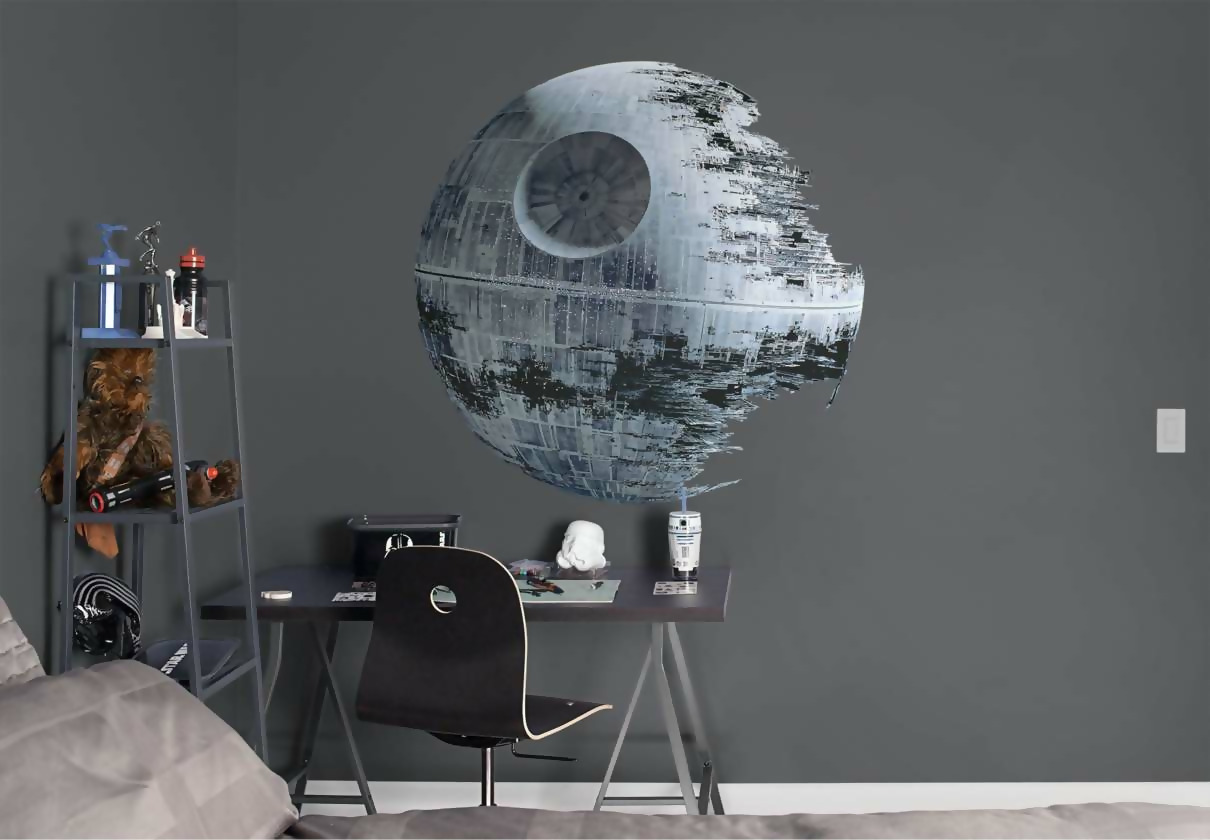 Awesome Star Wars Wall Decals