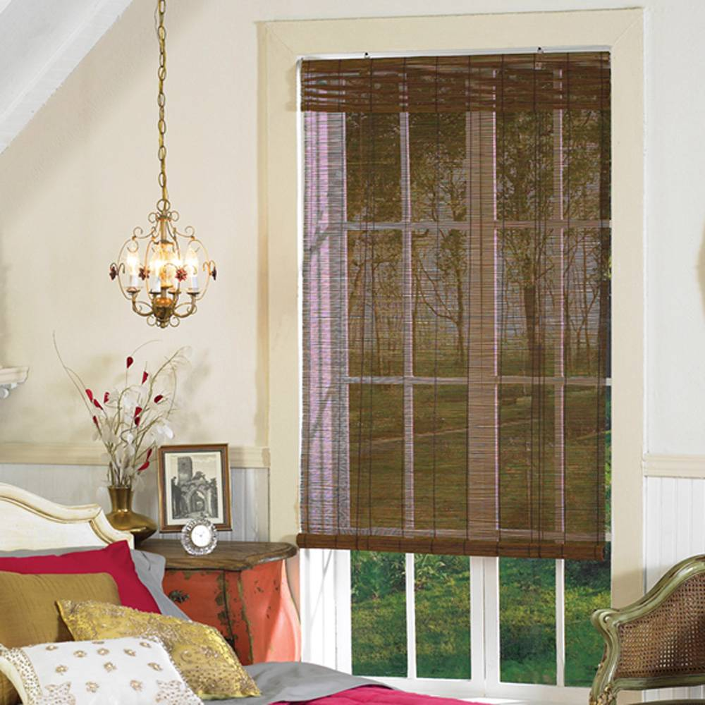 bamboo window treatments for your home interior design explained