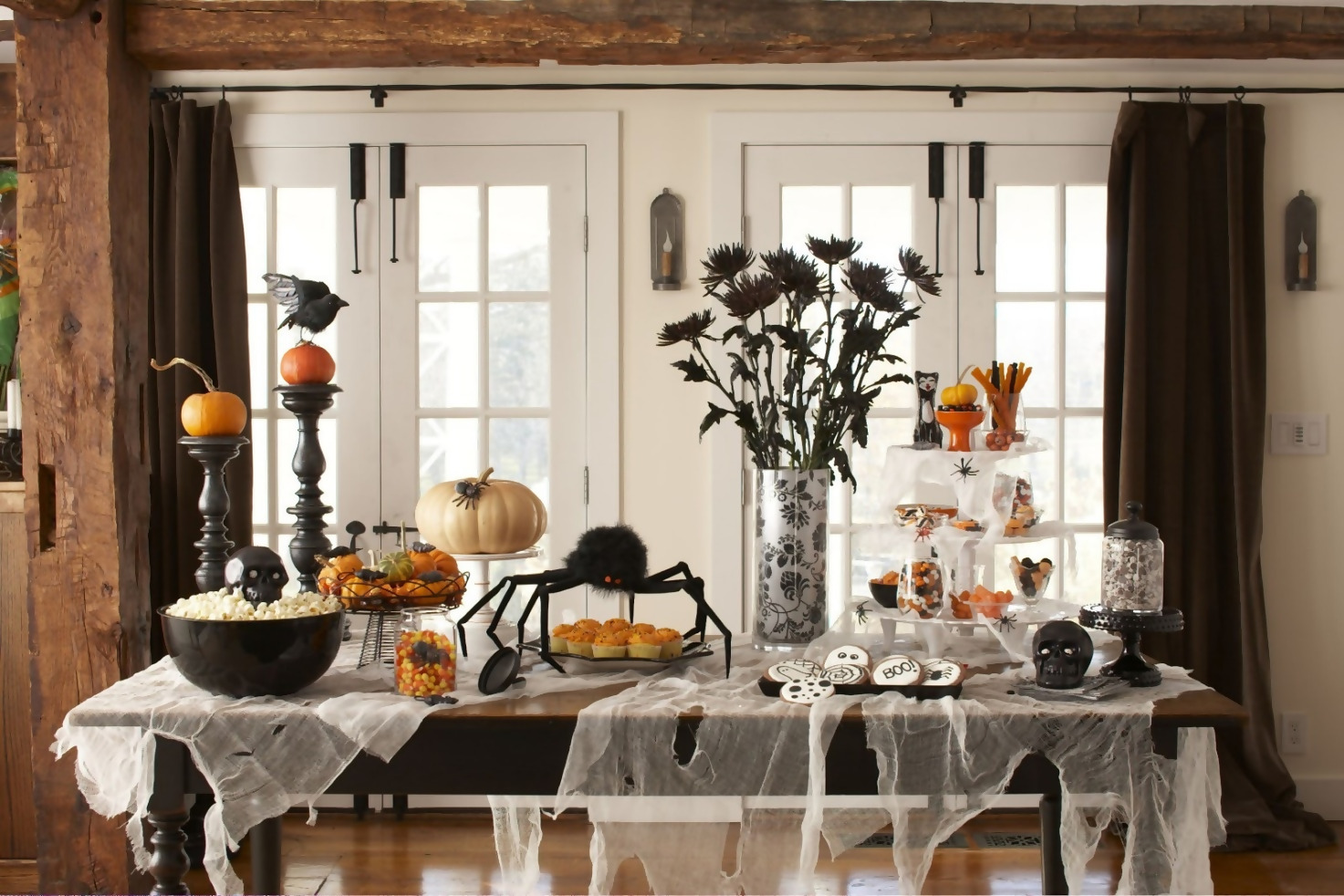 Spooky Halloween Decorating Ideas