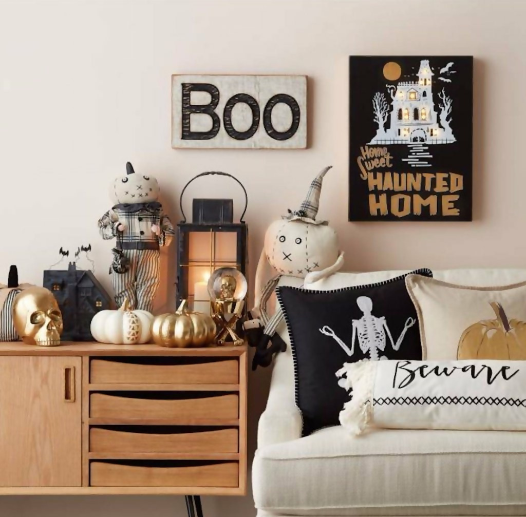 Key Indoor Halloween Home Décor Features