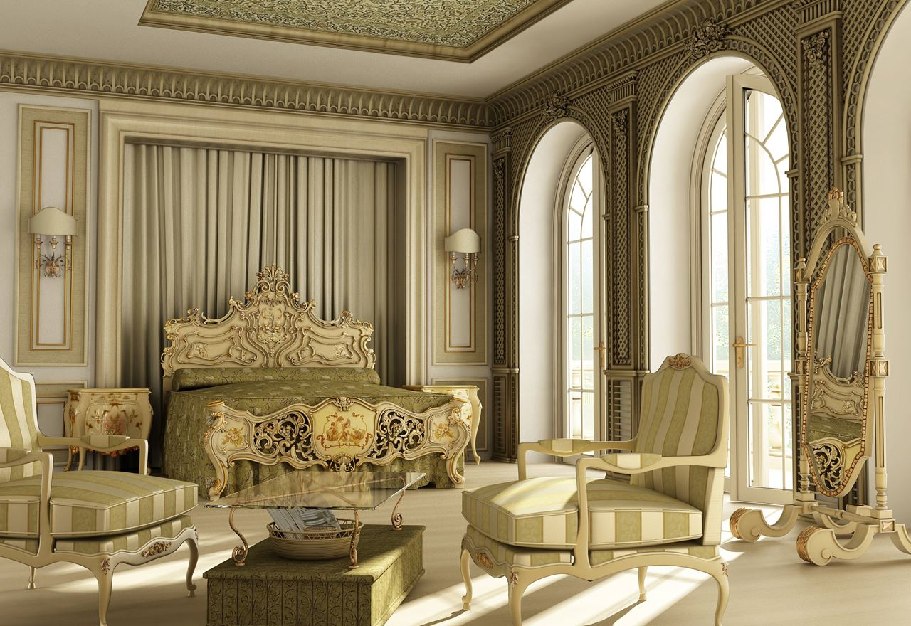 The Elements Of Venetian Interior Design