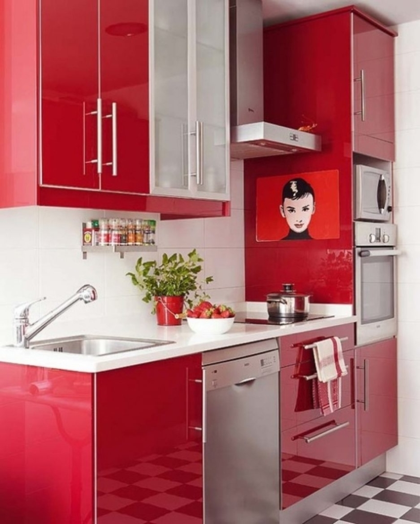 Red Kitchen Decor
