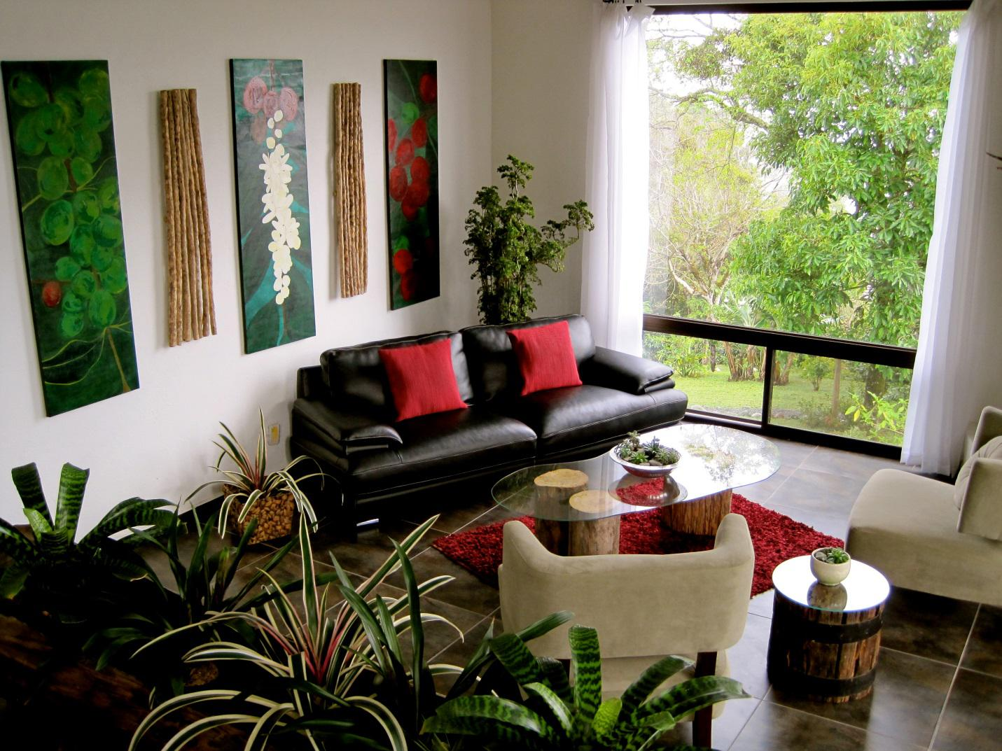 Interior design for our home -  Design Statement Anywhere In Your House Add Exotic Vibes With Bromeliads
