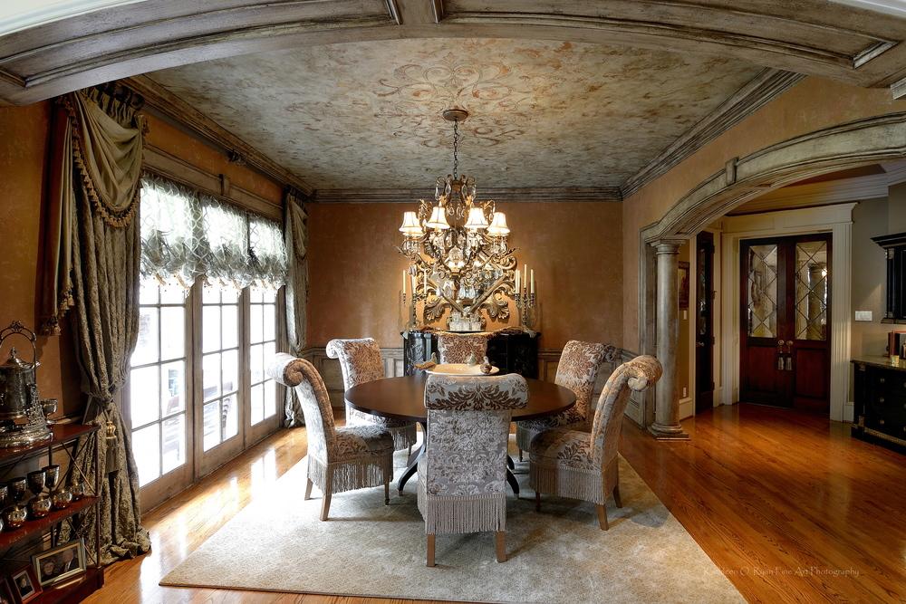 Ceilings in Venetian Interior Design