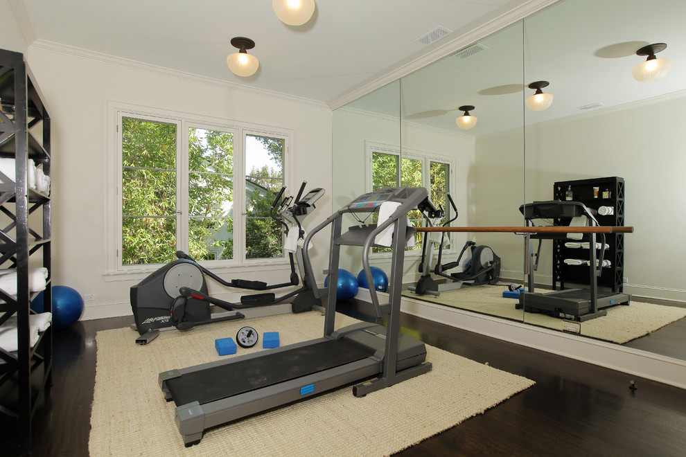 Make Full Use Of Home Gym Mirrors