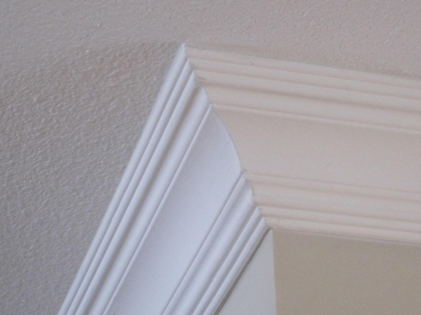 mdf crown molding - Ceiling Molding Design Ideas