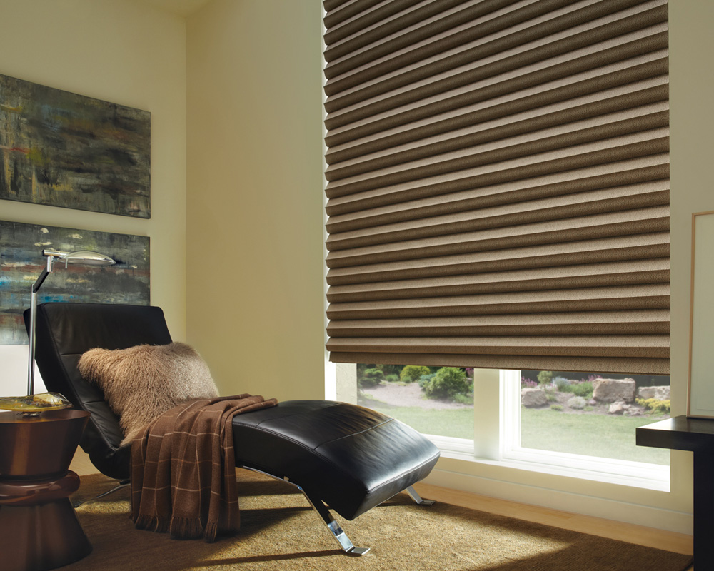 Hunter Douglas eco-friendly blinds and shades