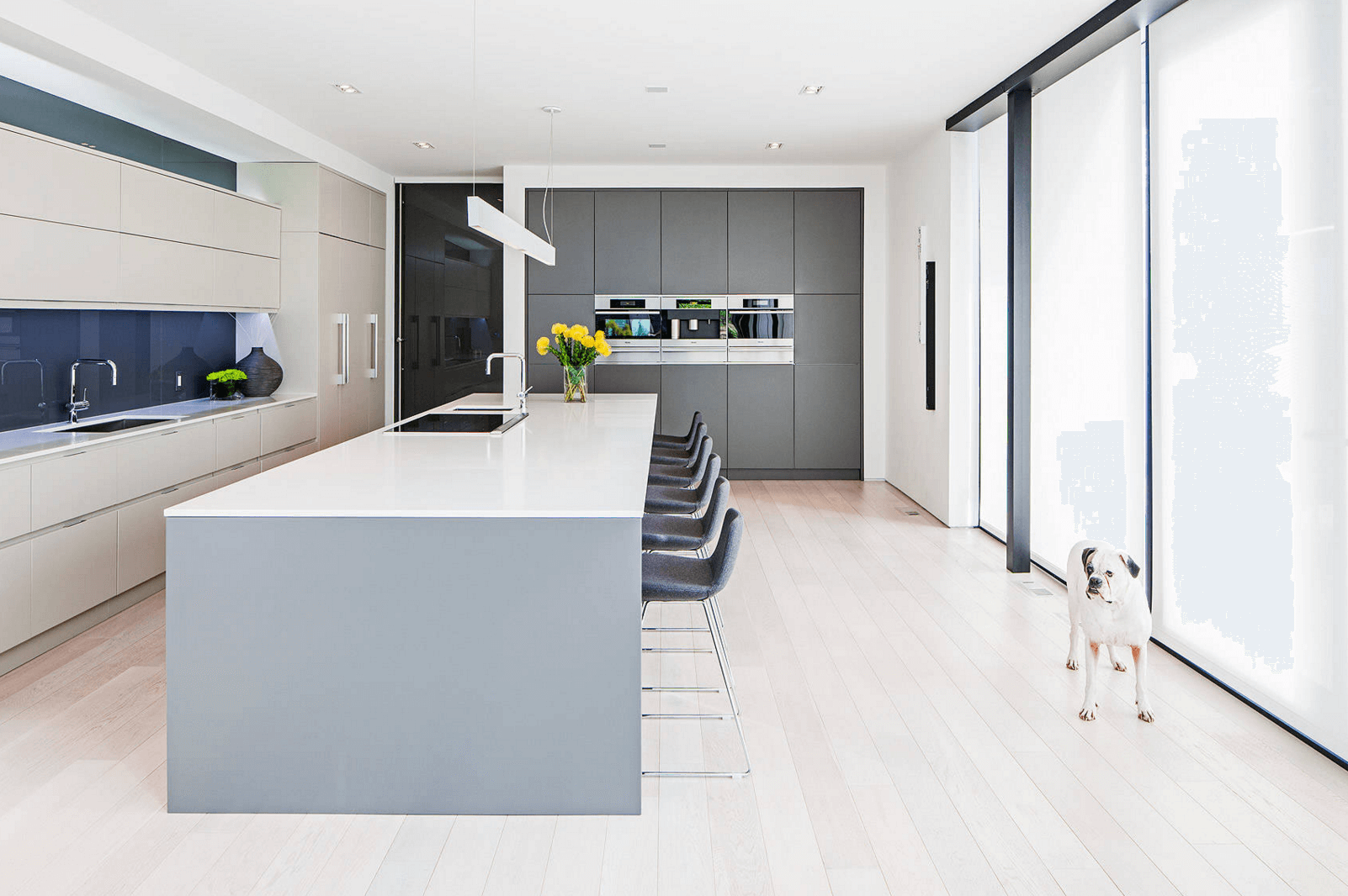 How to create a minimalist kitchen