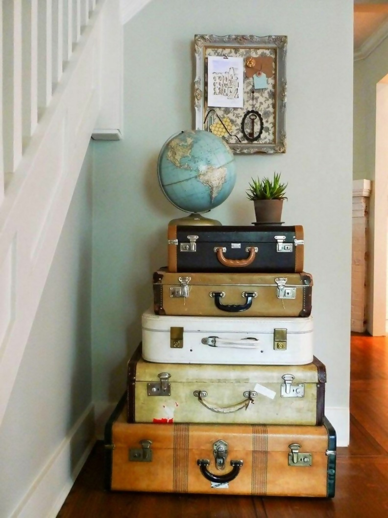 How About Suitcases?