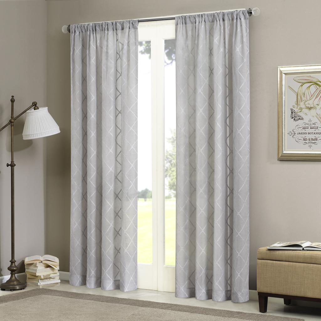 Sheer Curtains Interior Design Explained