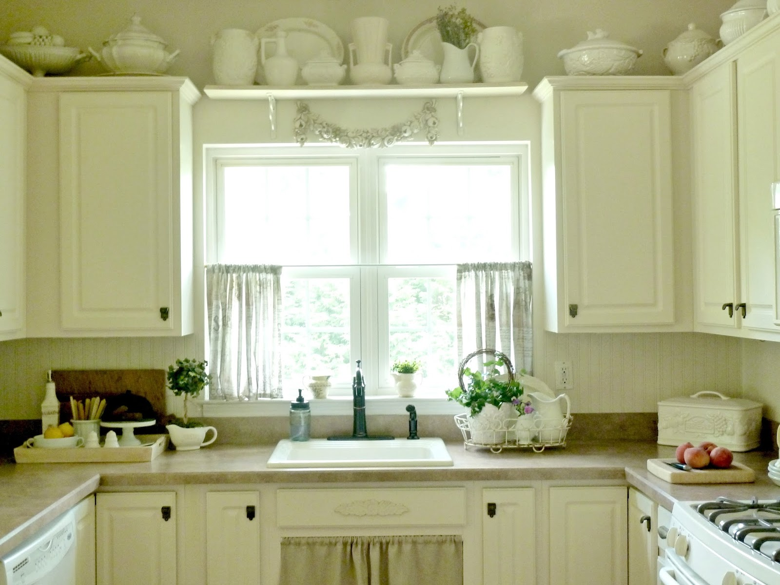 Short Curtains For Kitchen Windows