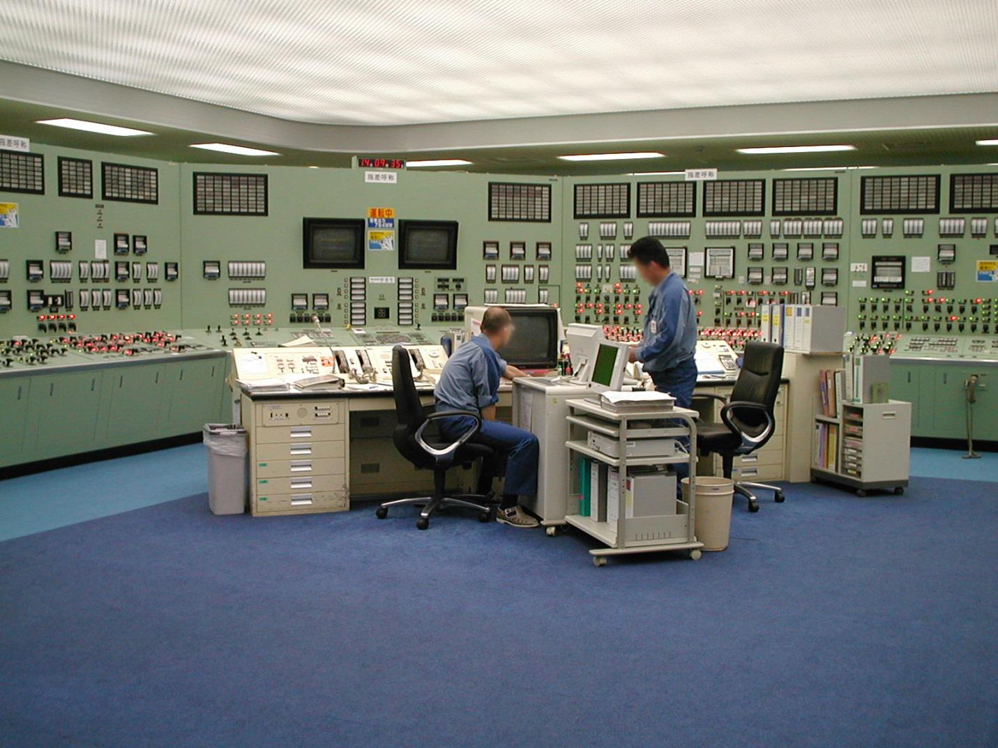How does control room design work?