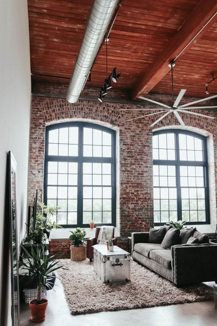Rustic Industrial Décor
