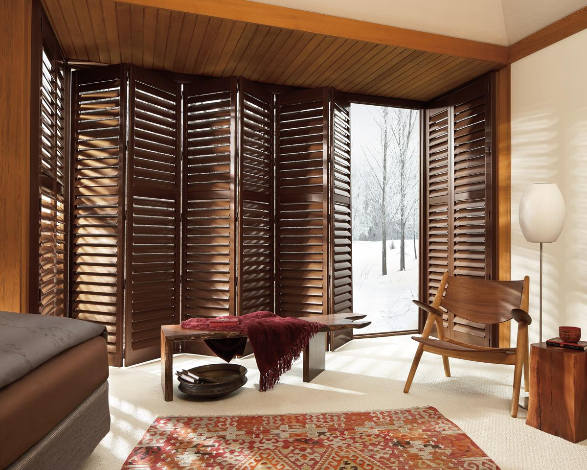 Enhance the appeal of your home with plantation shutters - Interior Design  Explained