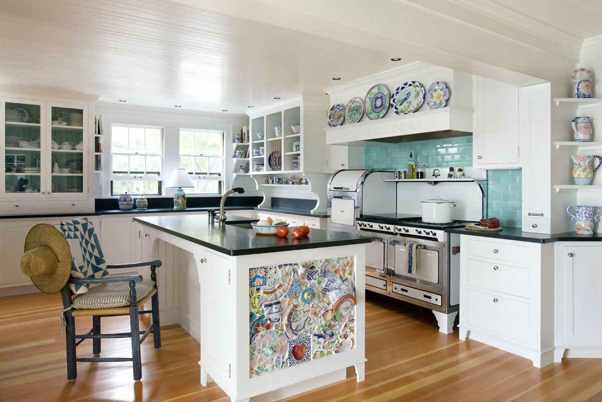 Basic Types Of Kitchen Islands