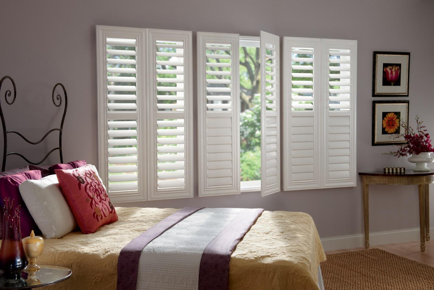 Enhance The Appeal Of Your Home With Plantation Shutters Interior Design Explained