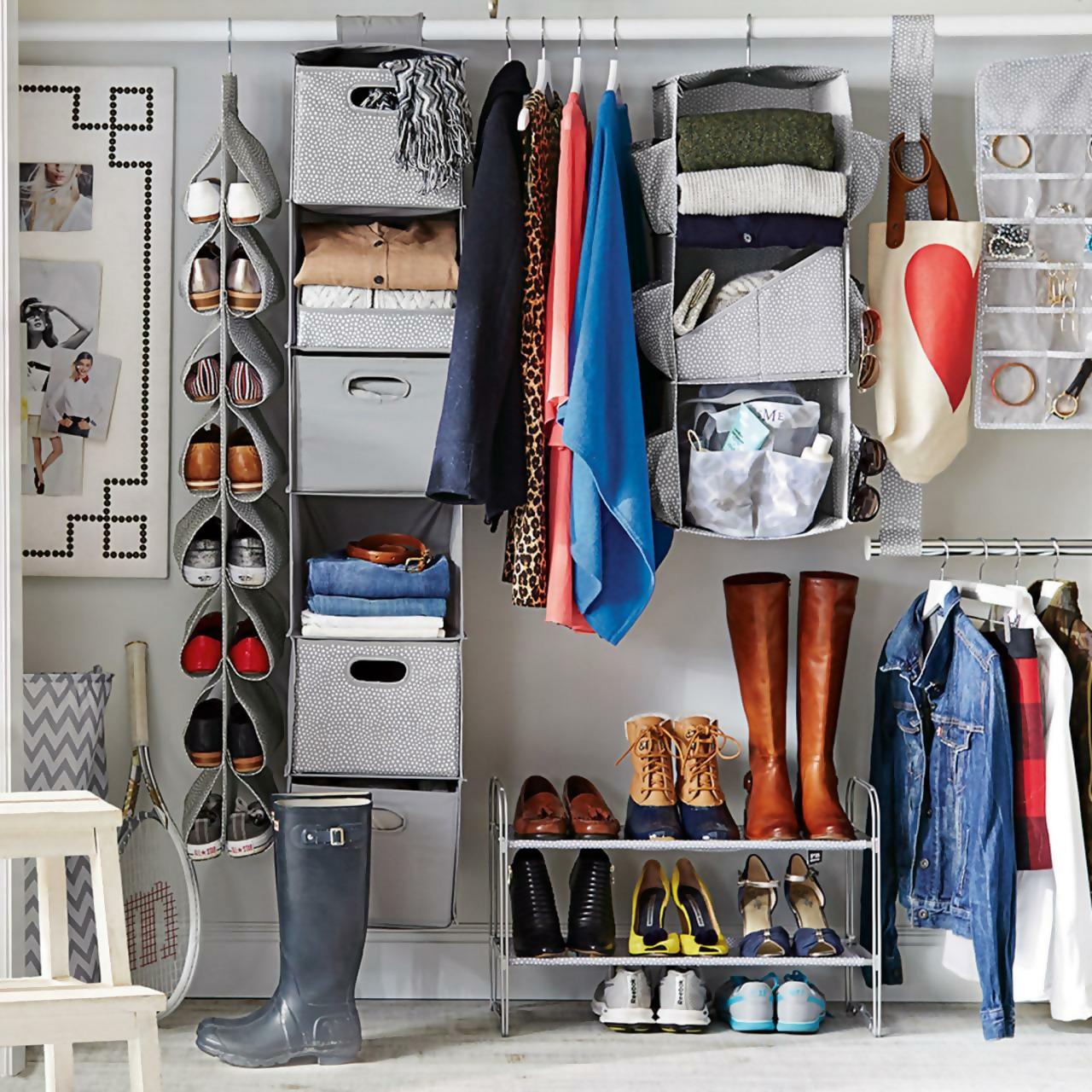 The Best Closet Organization Ideas - Interior Design Explained