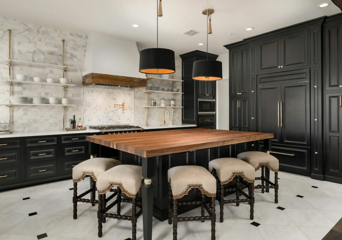 Kitchen Island With Countertop