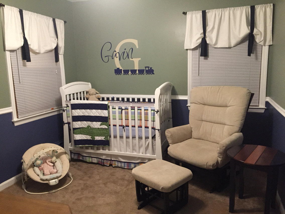 Choosing your nursery window treatments - Interior Design Explained