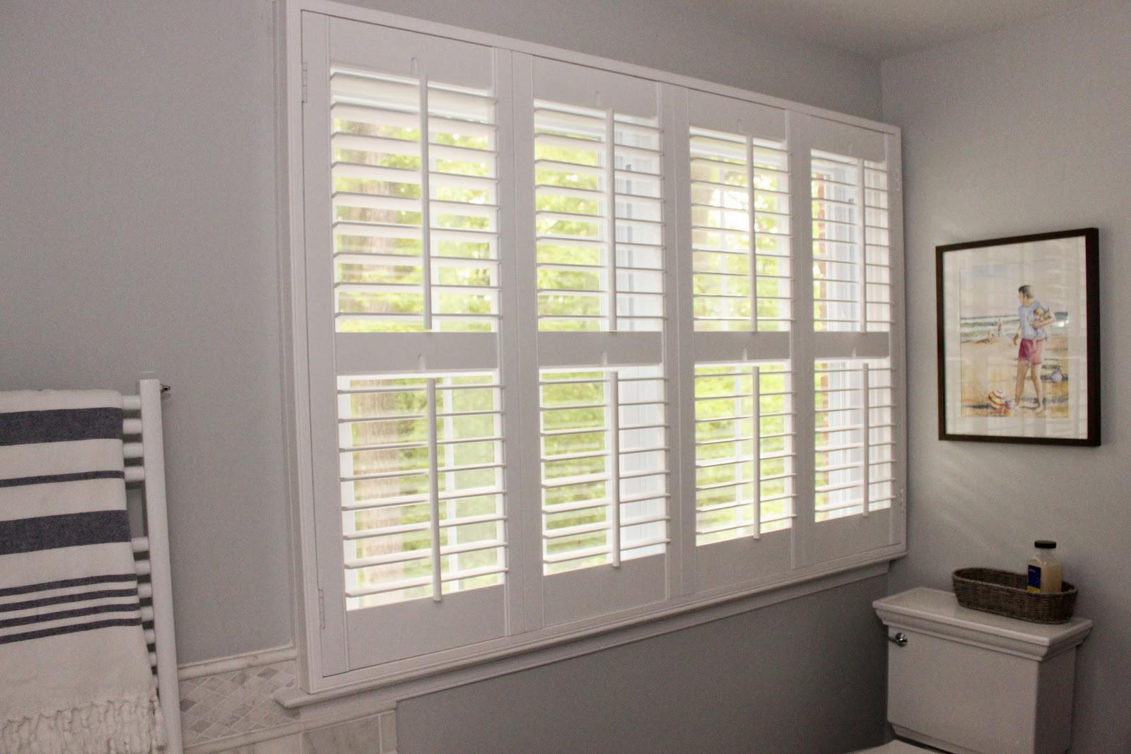 Enhance the appeal of your home with plantation shutters for Interieur shutters