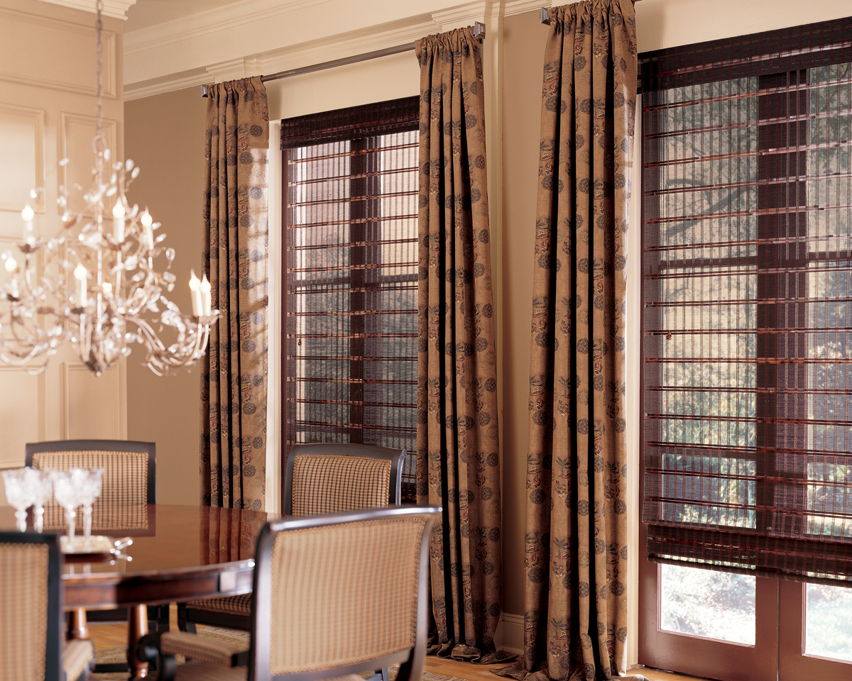 wood window treatments interior design explained. Black Bedroom Furniture Sets. Home Design Ideas