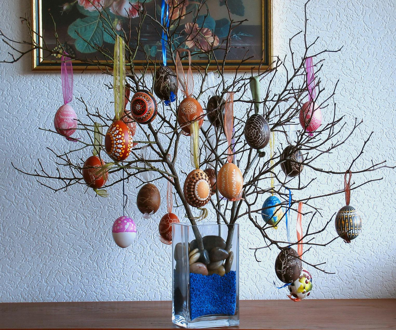 Christian decorations associated with Easter