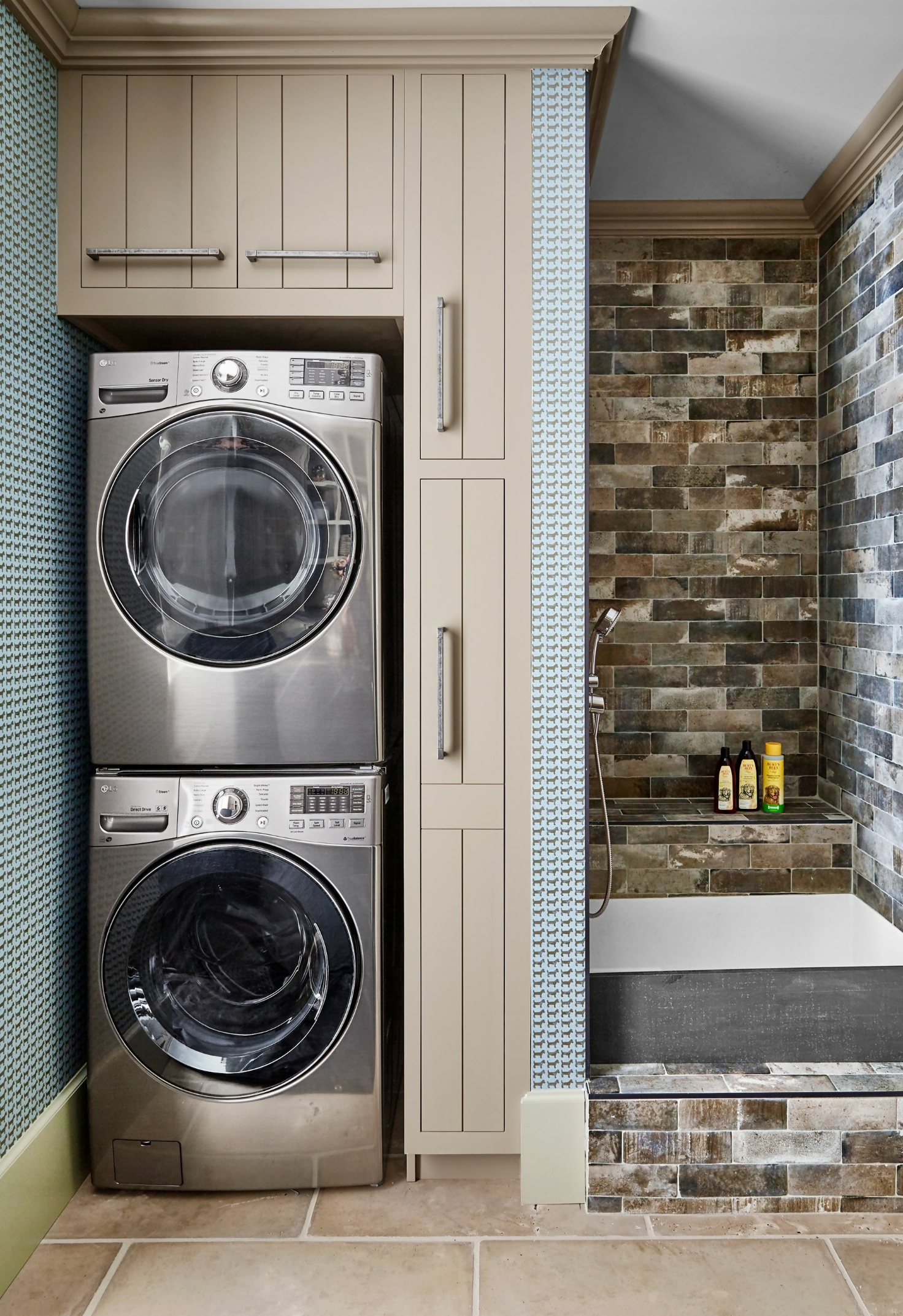 Considering A Placement For Your Laundry Room
