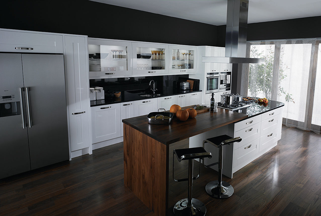 Stylish Contemporary Kitchen Décor
