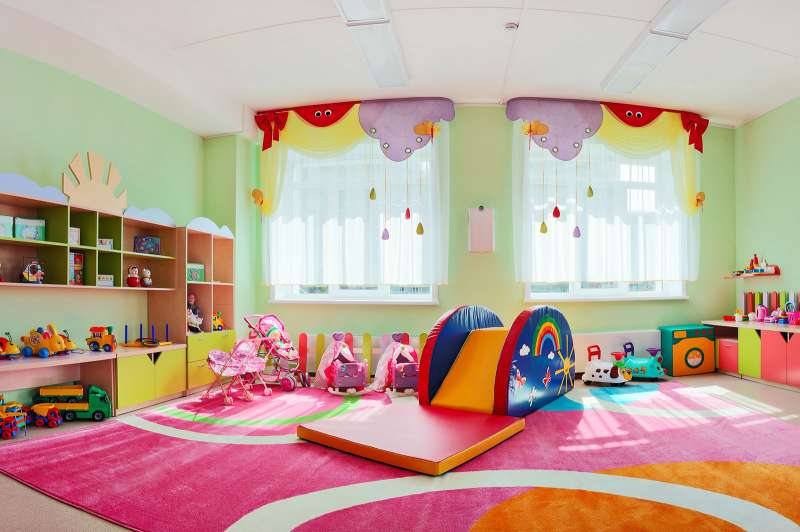 Fun Kids' Playroom Ideas