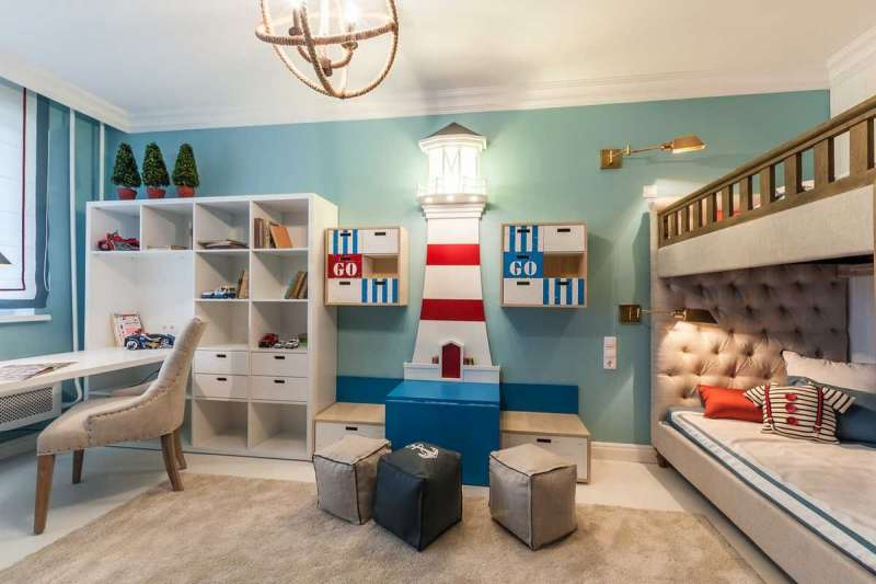 Creative Kids' Room Decorating Ideas