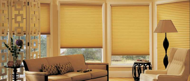 Hunter Douglas window treatments for your house